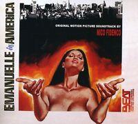 Nico Fidenco - Emanuelle in America (Original Soundtrack) [New CD] Italy - Impor