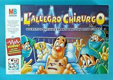 L'ALLEGRO CHIRURGO gioco in scatola MB giochi