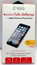 ZAGG Hdx Defense Screen Protector Iphone 6 Plus/ 6s Plus