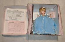 "MADAME ALEXANDER 46375 CINDERELLA Doll 8"" NIB VTG Disney Princess Metal Stand"