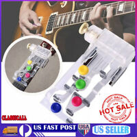 Guitar chord Learning Playing DEVICE Teaching Aid UNIT ONLY US