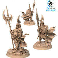 UNDEAD KNIGHT SCALE 32mm MORDHEIM ZOMBICIDE DnD ROL WARHAMMER NEW!!!