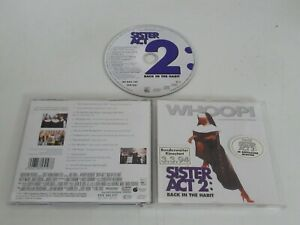 SISTER ACT 2: BACK IN HABIT/SOUNDTRACK/VARIOUS(HOLLYWOOD INT 845.197)CD ALBUM