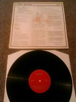 CHRIS WALKER - S / T LP PRIVATE DEMO - 99 COPIES!!! VERY RARE UNRELEASED PSYCH