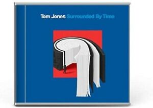 TOM JONES SURROUNDED BY TIME [CD] (Released 23/4/2021)