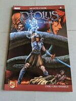 Ptolus City By The Spire #4 January 2007 Marvel Comics Monte Cook