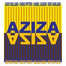 AZIZA (Dave Holland Chris Potter Lionel Loueke Eric Harland) s/t CD NEW .cp