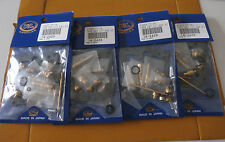 4 NEW KAWASAKI  KZ650B,KZ650C,KZ650D, PRO CARB REBUILD KITS K&L SUPPLY 18-2429