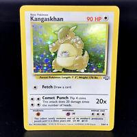 Kangaskhan Holo - Jungle Unlimited Set 5/64 - WoTC Rare Pokemon Card 1999 - NM-M