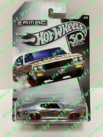 2018 HOT WHEELS '70 BUICK GSX #4/8 ZAMAC SERIES