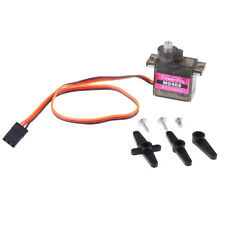 1pcs MG90S micro metal gear 9g servo for RC plane helicopter boat car 4.8V 6V WD