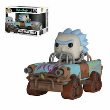 Pop Rides Rick and Morty Mad Max Rick Pop! Vinyl - New in Stock