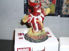 Sunfire Mini Bust  -  X-Men Statue