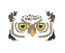 OWLS EYES -  20 MACHINE EMBROIDERY DESIGNS