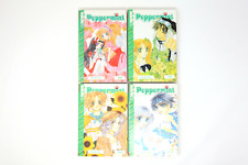 Peppermint Manhwa by Eun-Jin Seo Volumes 1,2,3,4 Complete