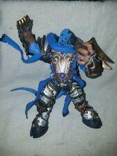 Vindicator Maraad Draenei Paladin Action Figure World of Warcraft 2008 LOOSE
