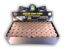 20 Dollar Coin Tubes 20 Coins per Tube Collector Safe Product
