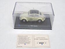 1:43 VW Käfer 1200 Deluxe Ragtop 1963 Herbie American Mint Limitiert NEU OVP