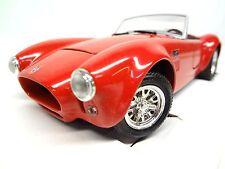 Carroll Shelby 1965 1966 1967 427 Cobra - Revell 1:24 scale die cast model AC SC