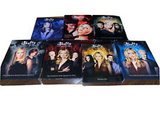 Buffy The Vampire Slayer Complete Tv Series Seasons 1 - 7 Dvd Set Tested Fast