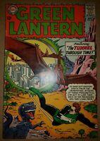 Green Lantern #30 (DC, 1964) 1st appearance of Katma Tui