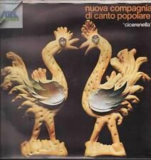 """Nuova Compagnia Di Canto Popolare NCCP Lp """"Cicerenella """" Sigillato 0008086"""