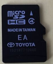 2014 2015 2016 2017 2018 TOYOTA TUNDRA NAVIGATION MICRO SD CARD 86271 0E183 OEM