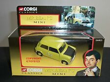 CORGI 04403 Rowan Atkinson Mr Bean serie TV film Modello Diecast Auto Mini Verde