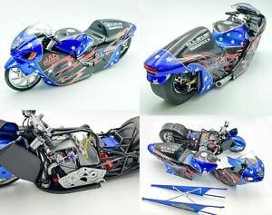 1:9 Pro Stock Drag Bike - 2005 US Nationals MAC Tools NHRA - Action Collectables