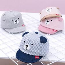 Baby Girl Boy Baseball Cap Infant Toddler Kids Cute Casual Summer Beach Sun Hat