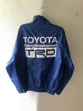 TRD Racing Jacket Rare JDM 90s Toyota Supra Apparel MR2 2JZ MKV JZA80 TOMS AE86