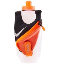 Nike grande 591ml de mano reflectante correr agua Flask botella