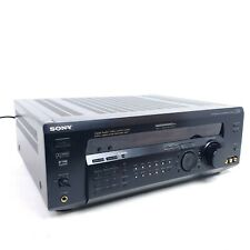 Vintage Sony AM/FM Receiver STR-DE935 5.1 Channel 100W Video Audio No Remote