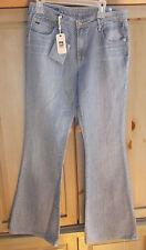 NWT Quicksilver Roxy QSD Women's Jeans Deep Indigo Size 31 Inseam 33 100% Cotton