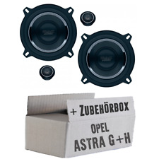 Mac Audio Altavoces para Opel Astra G H 13cm Sistema Cajas Coche Kit
