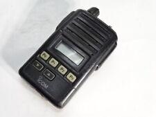 Icom IC-F50 Two Way Radio VHF Transceiver Radio