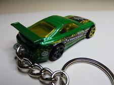Hot Wheels '94 Toyota Supra Japanese Diecast Model Keychain Keyring