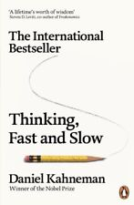 Thinking, Fast and Slow By Daniel Kahneman. 9780141033570