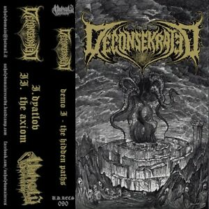 Deconsekrated - Demo TAPE NEW DEATH METAL