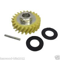 Kitchenaid 4.5QT & 5QT Stand Mixer Worm Drive Gear, Grooved Pin And Shims.