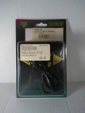 NEW 15-pin PCMCIA Modem Cable to RJ11 phone plug