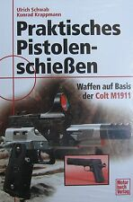 Sport Sachbücher Pistolenschießen Handbuch/Ratgeber/Grundlagen/Pistolen-Schießen/Praxis Maier