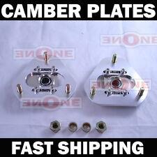 MK1 PillowBall Bearing Camber Plates 90-94 Mitsubishi Eclipse