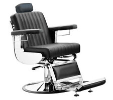 Herrenfriseurstuhl Bedienungsstuhl Comair Friseur Diplomat schwarz Qualität #0