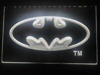 Hero Batman LED Neon Light Sign Bar Club Pub Advertise Home Decor Gifts Men Cave