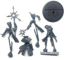 40K Warhammer Quest: Blackstone Fortress - Rogue Psyker X 1 (All Heads And Arms)