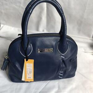 Bailey & Quinn Mini Blue Handbag