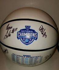 James Spence (JSA) NCAA Basketball Autographed Balls