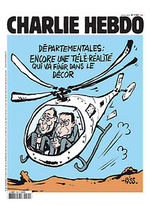 journal / Charlie Hebdo n°1182 du 18/03/2015