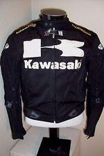 JOE ROCKET KAWASAKI Small S padded motocross Jacket Combine ship w/Ebay cart